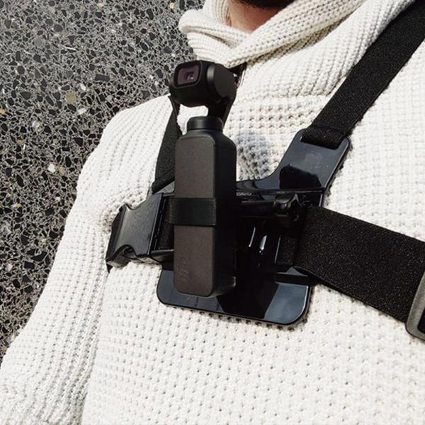 LCA OSMO Pocket Adapter für GoPro Halterungen