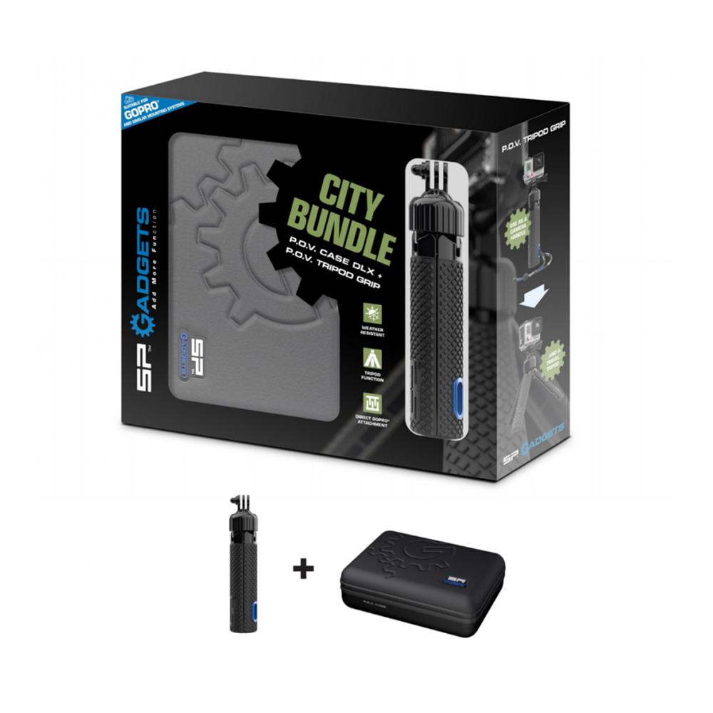 SP Gadgets POV City Bundle Dreibein + Tasche