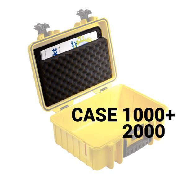 B&W Outdoor Case Deckeltasche