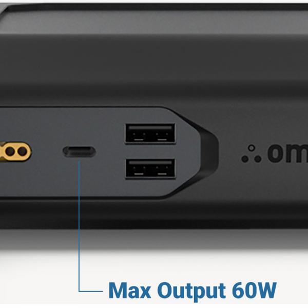 Omnicharge Ultimate Powerbank