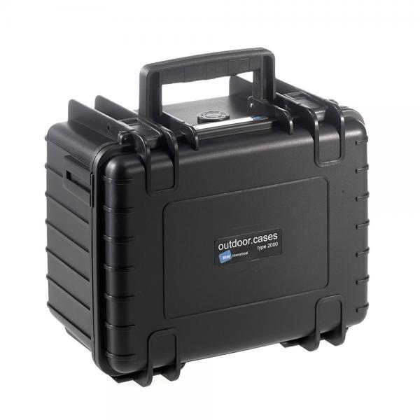 B&W Outdoor Case 2000 black