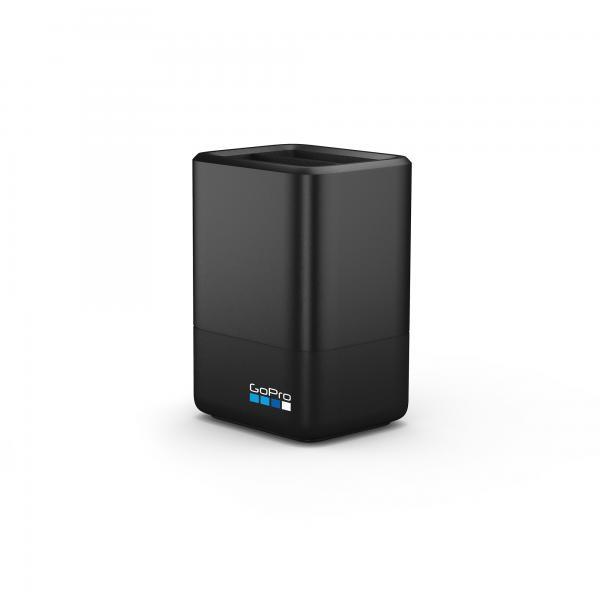 GoPro Dual Battery Charger incl. HERO6-8 Black Akku