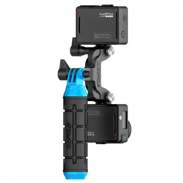 GoPole Dual Camera Adapter