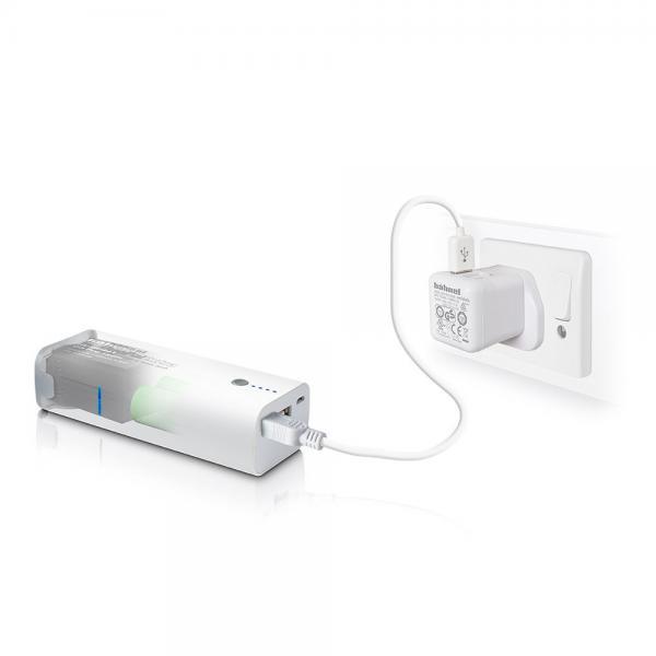 Hähnel DuoPal Powerbank für 2 GoPro HERO4 Akkus