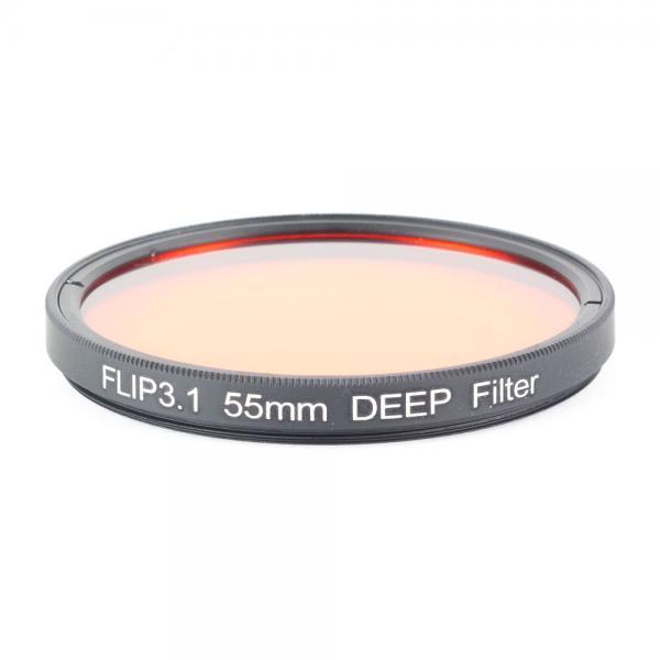 Backscatter FLIP 55mm Deep Filter