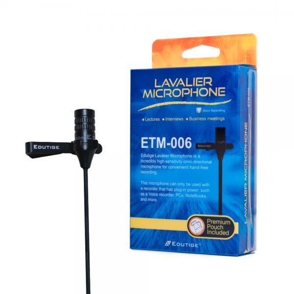 Edutige Dual Microphone ETM-006