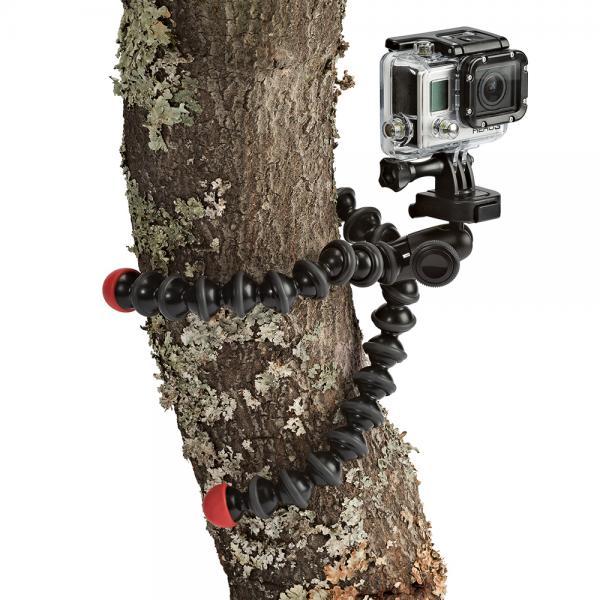 Joby Gorillapod Action Tripod mit GoPro Adapter