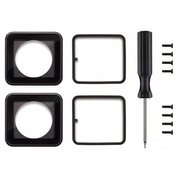 GoPro Ersatzlinsen Set Standard Housing