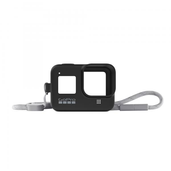 GoPro Sleeve & Lanyard HERO8 Black