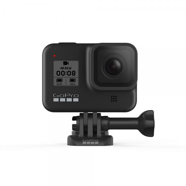 GoPro HERO8 Black camforpro Premium Bundle