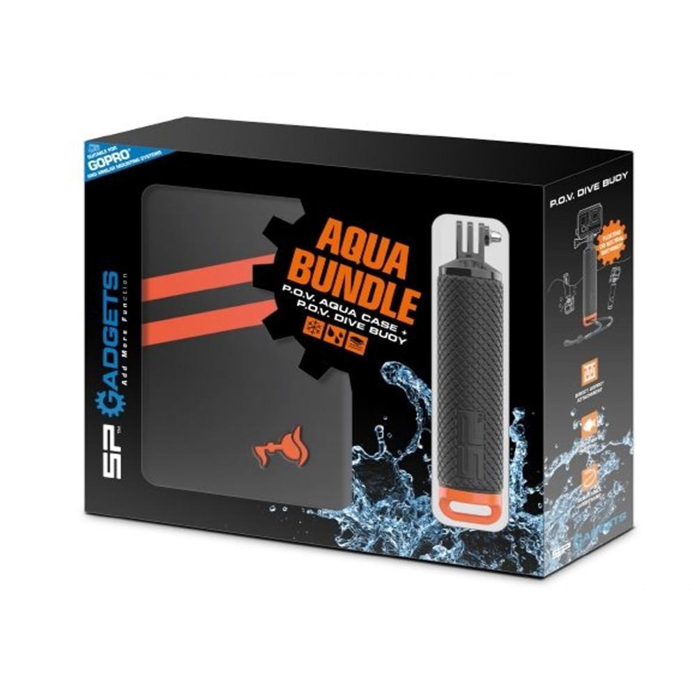 SP Gadgets POV Aqua Bundle Dive Buoy + Tasche