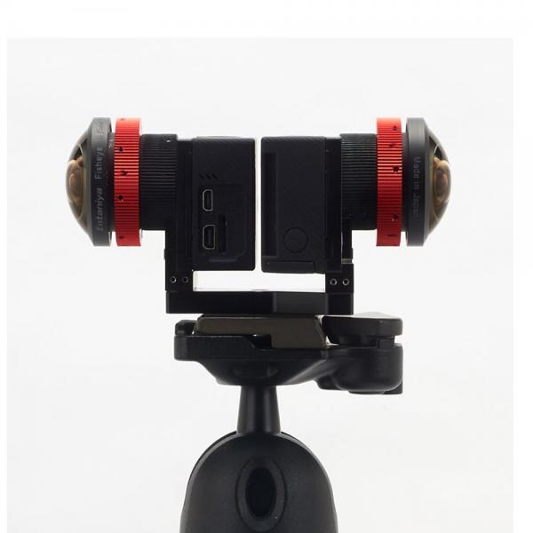 Entaniya / Back-Bone 360 Grad Combo mit 2 GoPro 2. Wahl
