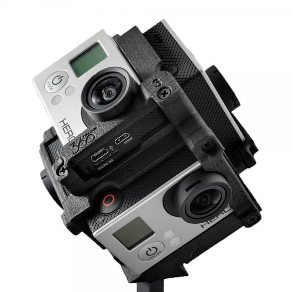 Freedom360 Mount für 360 Grad Filme