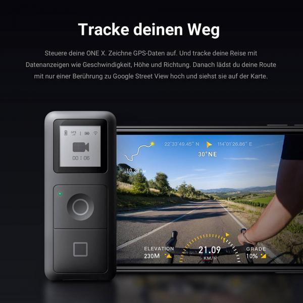 Insta360 GPS-Fernbedienung für ONE X & R