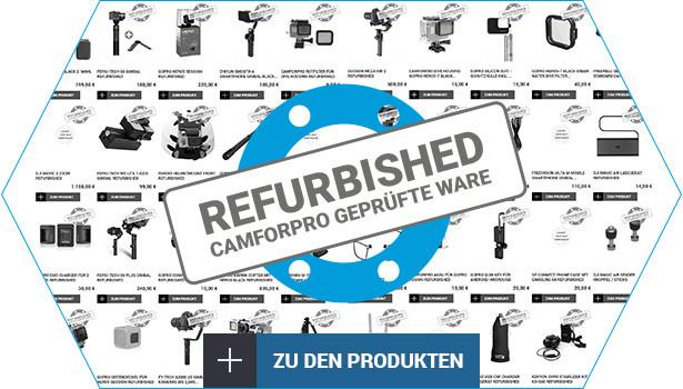 camforpro Refurbished / 2. Wahl