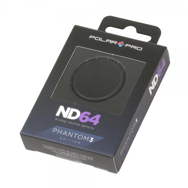 PolarPro DJI Phantom 3/4 ND64 Filter